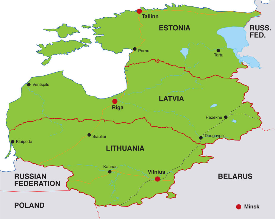 Baltic States News Articles Baltic Headlines and News Summaries